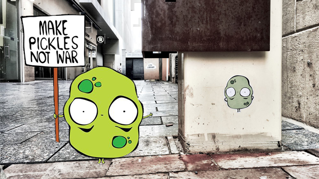 pickle street