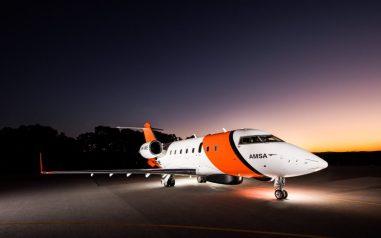 Aircraft livery design for AMSA